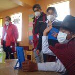 Escolares y docentes de Puno recibirán 100.000 tabletas electrónicas