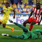 Europa League: Villarreal en un festival de goles se impone 5-3 al Sivasspor