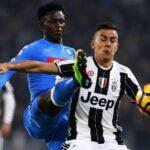 Serie A confirma que partido Juventus-Nápoles no se aplazará