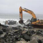 Invierten S/ 17 millones en enrocado de zona marino costera de Chimbote