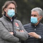 Selección peruana: Oblitas asegura continuidad de Gareca ( VIDEO)