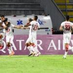 Copa Sudamericana; Junior vence 2-1 a Unión La Calera en la ida por octavos