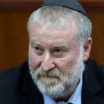 Fiscal general prohíbe a Netanyahu designar cargos en la Justicia