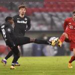 Champions League: Bayern se impuso 3-1 al Salzburgo y pasa a octavos