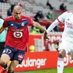 Liga 1 de Francia: Lille empata 1-1 con el Lyon y se distancia del París Saint Germain