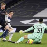 Premier League: Manchester City da otro paso en falso y cae (2-0) ante Tottenham
