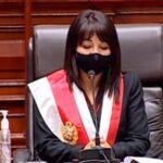 Partido Morado condena campaña de acoso político contra Mirtha Vásquez, presidenta del Congreso