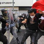 Esbirros de Merino desoyeron llamados internacionales y lanzaron brutal represión