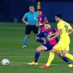 Liga Santander: Villarreal cómodamente vence 2-0 al Valladolid