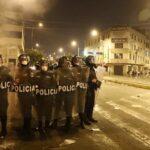 Mininter dispone que se investigue accionar de PNP en protestas