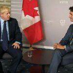 Reino Unido y Canadá mantendrán su actual relación comercial tras el Brexit