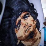 Diego Armando Maradona: Incidentes tras cierre de las filas para el velatorio