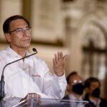 Poder Judicial ordena impedimento de salida del país contra Vizcarra