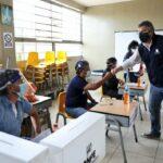 ONPE señaló que este domingo se conocerían candidatos electos en partidos