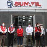 MTPE: Sunafil tendrá cobertura del 100% en todo el país en diciembre