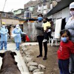 Covid-19: Bajan casos, pero mortandad sigue alta con 217 nuevos decesos