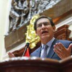 Vizcarra: Rechazan pedido para otorgarle credenciales de congresista