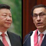 Perú y China fortalecerán cooperación y relación bilateral