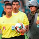 """Sporting Cristal vs """"U"""": El árbitro FIFA Joel Alarcón dirigirá el partido de ida"""