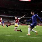 Premier League: Arsenal se reanima ganando el derbi por 3-1 ante el Chelsea