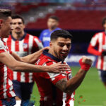 Liga Santander: Atlético de Madrid imparable derrota 1-0 al Getafe
