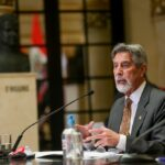 Presidente Sagasti saluda a Lima por su aniversario