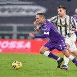 Serie A italiana: Juventus sucumbe frente a Fiorentina que lo golea 3-0