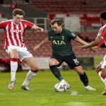 Copa de la Liga inglesa: Tottenham gana 3-1 al Stoke City y avanza a semifinales