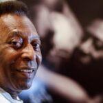 """""""Te admiro mucho"""", le dice Pelé a Messi por igualar uno de sus récords"""