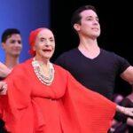 Ballet Nacional de Cuba festeja el centenario de Alicia Alonso (VIDEO)