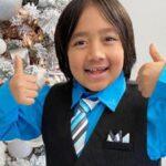 Un niño de 9 años es el 'youtuber' mejor pagado del mundo en 2020