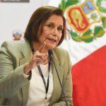 Inés Tello presidirá la Junta Nacional de Justicia el 2021