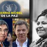 Premios Nobel latinoamericanos piden una paz global y diversa