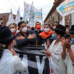 Ecuador: Recta final de la campaña electoral en con dos claros candidatos