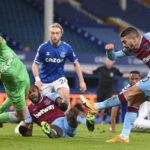 Premier League: West Ham derrota por 1-0 y frustra al Everton