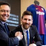 Messi tiene firmado con Barcelona el contrato más caro del deporte: El Mundo