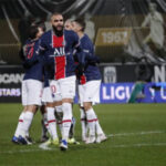 Ligue 1 de Francia: PSG vence por 1-0 al Angers y es líder provisional