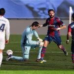 Liga Santander: Real Madrid vuelve a perder el paso y cae 2-1 con el Levante