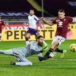 Serie A italiana: Torino en minutos finales iguala 1-1 con Fiorentina