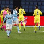 Liga Santander: Villarreal logra en el primer tiempo golear 4-0 al Celta