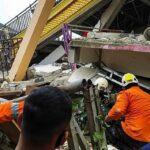 Indonesia busca supervivientes del sismo que ha dejado al menos 34 muertos