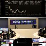 Bolsas europeas abren a la baja pendientes de reunión de la Fed
