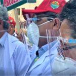 Covid-19: Médicos peruanos continúan en huelga indefinida
