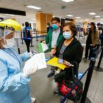 Suspenderán cuarentena para los turistas que ingresen al país