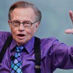 Larry King: Fallece famoso presentador de televisión (VIDEO)