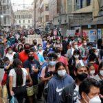 Lima conmemora los 486 años de su fundación, acosada por la pandemia