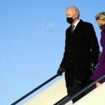 Biden en Washington para tomar las riendas de un país en crisis (VIDEO)