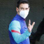 FC Barcelona Messi no entrena con el grupo a dos días de la final de Supercopa