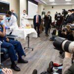 Covid-19: Nueva York abre centros para vacunar las 24 horas