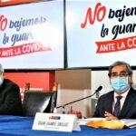 'Vacunagate': Un centenar de funcionarios e invitados se vacunaron en secreto